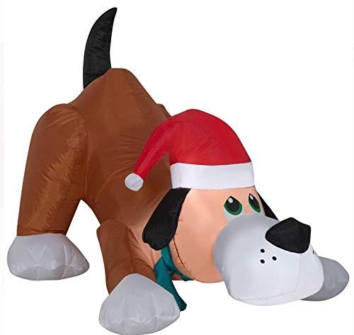 Amazon.com: Inflables de Navidad para perro. 3 decoraciones ...