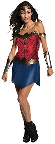 Rubie's Men's Wonder Woman Costume, As Shown, -