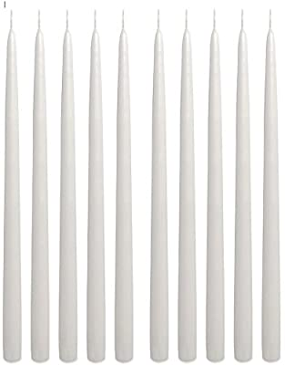 Elegant Premium Quality Taper Candles 15 Inches Tall