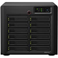 Synology DiskStation 12-Bay (Diskless) Network Attached Storage DS2413+