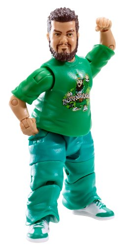 WWE Hornswoggle Figure Series 19 by Mattel