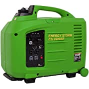 Lifan Energy Storm ESI 2600iER 2800 Watt 150cc 4-Stroke OHV Gas Powered Portable Inverter Generator with Remote...