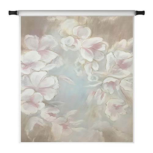 Kate 5x7ft Painting Floral Photo Backdrop Flowers Backdrops for Photography Portrait Photo Booth Backdrop -