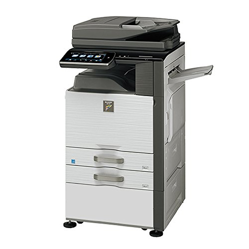 Sharp MX-4141N Color Laser Printer Copier Scanner 41PPM, A4 A3 - Refurbished by Tangerine Office Machines