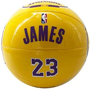 Spalding NBA Ball Lebron James (1,5): Amazon.es: Deportes y aire libre