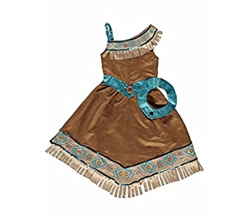Disney Licensed Princess Pocahontas fancy dress Age 3-4 Years Costume made by Disney Princess  sc 1 st  Amazon UK & Disney Licensed Princess Pocahontas fancy dress Age 3-4 Years ...