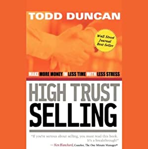 High Trust Selling Hörbuch