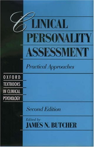 abnorma psychology clinical assessment Chris kearney and tim trull's abnormal psychology and life: a dimensional approach the forefront of clinical assessment abnormal psychology and.