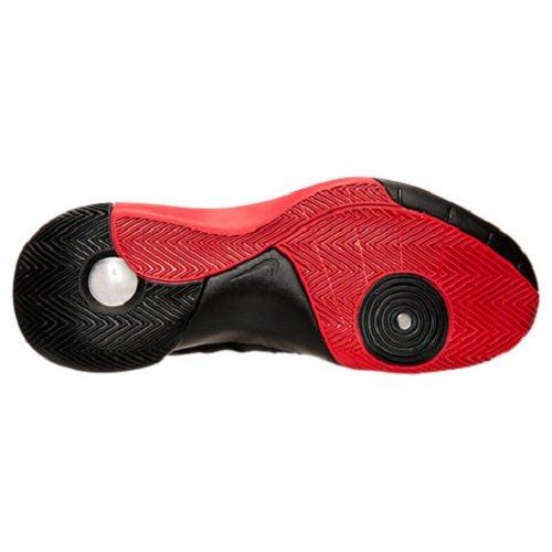 Silver Red Rd Mtllc Basketball Shoes Nike Unvrsty M Men's Hyperdunk 2015 Black qxwA88ZzXn