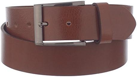 X-CESSOIRE Mens Fashion Belt with Prong Buckle