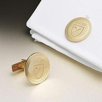 Image of M. LA HART Emory 18K Gold Cufflinks