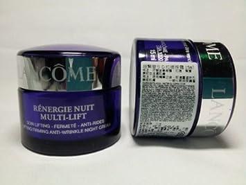 Renergie Nuit Multi-Lift Lifting Firming Anti-Wrinkle Night Cream 30ml 15ml x 2pcs