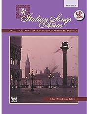 26 Italian Songs and Arias: Medium High Voice, Book & CD