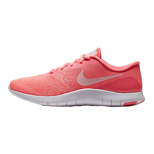 fa0c59b8b73a Galleon - NIKE Womens Wmns Flex Contact Sunset Pulse Arctic Punch Wht Size 8