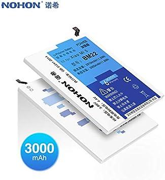 3000mAh Large Capacity Mobile Phone Battery Replacement Battery ...