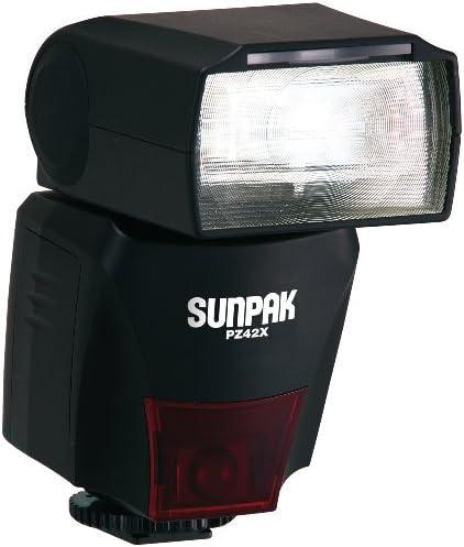 Sunpak PZ42X - Flash para cámaras Nikon (iTTL, D-TTL): Amazon.es: Electrónica