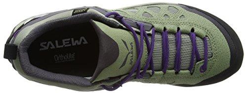 GTX Verde Siberia Firetail Zapatillas Plumeria Senderismo de 3 5927 WS Purple Mujer para SALEWA qzvwatt
