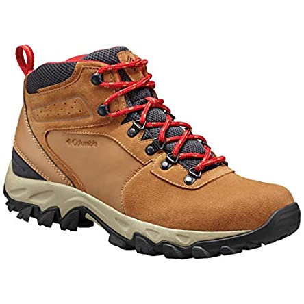 Columbia Men's Newton Ridge Plus Ii Suede Waterproof...
