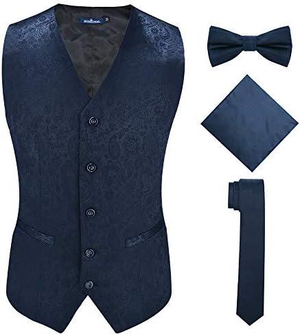 SuiSional Classic Jacquard Necktie Handkerchief product image