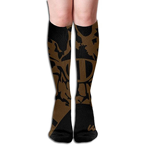 Women's Over Knee Thigh High Stocking Giraffe Whatâ€s