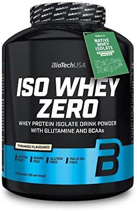 BioTechUSA Iso Whey Zero, 2.27 kg, Tiramisu