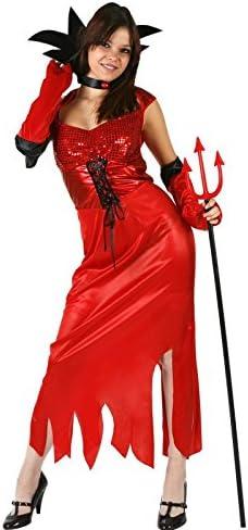 Atosa - Disfraz de diablo para mujer, talla M (8422259966227 ...