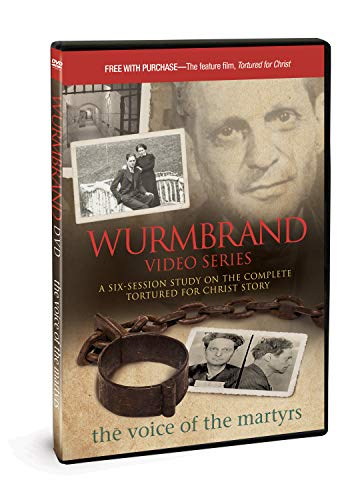 Wurmbrand Video Series: A Six-Session Study on the Complete Tortured for Christ Story
