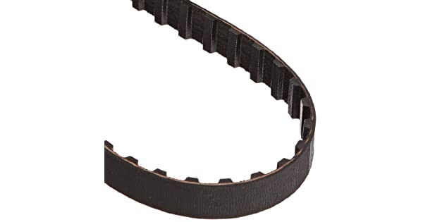 50 Teeth 187L050 3//8-inch 18.7 Pitch Length 0.50 Width 0.375 Tooth Pitch L Pitch Standard Timing Belt