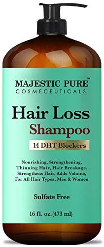 Majestic Pure Hair Loss