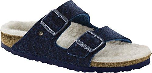 Doubleface Birckenstock Arizona Sandale pour Blue Femme q1OYI1w