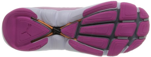 Puma Mobium Elite V2 Claro zapatillas de running - White/Fluo/Magenta