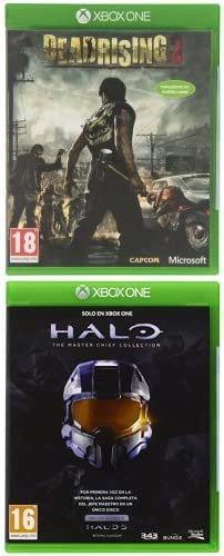 Dead Rising 3 + Halo - The Master Chief Collection: Amazon.es ...