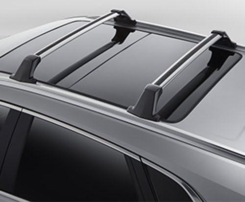 Autoxrun Roof Rack Cross Bar Fits 2016-2019 Cadillac XT5 Top Roof Rail Luggage Cargo Rack Rails