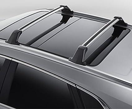Amazon Com Brightlines 2017 2018 Cadillac Xt5 Crossbars Roof Bars
