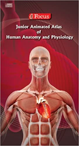 Junior Animated Atlas of Human Anatomy and Physiology: 9789814206839 ...