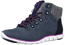 Cole Haan Women's Zerogrand Hiker Hiking Boot, Ombre Blue Nubuck, 7.5 B US