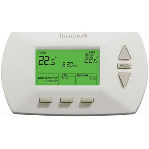 (Honeywell RTH6450D1009/E1 RTH6450D1009 5-1-1-Day Programmable Thermostat, White)