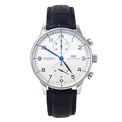 IWC Portuguese Automatic-self-Wind Male Watch IW371417 (Certified Pre-Owned) by IWC