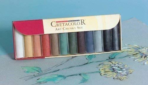 Cretacolor Art Chunky Drawing Set by CRETACOLOR