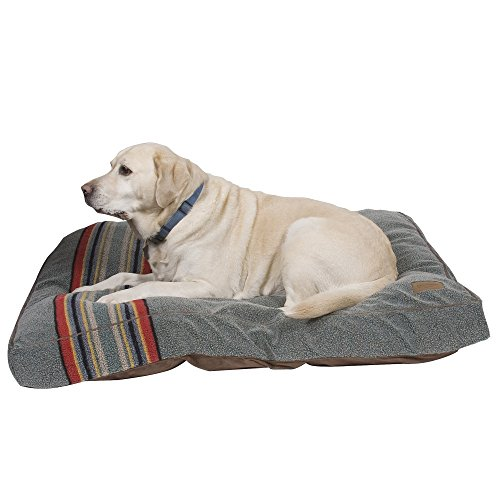 The Pendleton Collection Yakima National Park Bed - Heather Green Extra Large - Dog Berber Bed