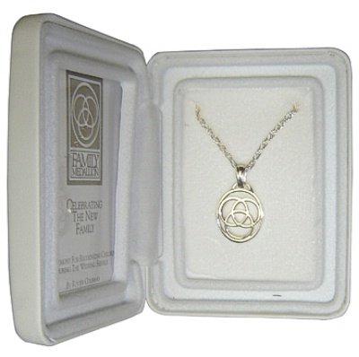 Beverly Clark 23H Sterling Silver Family Medallion