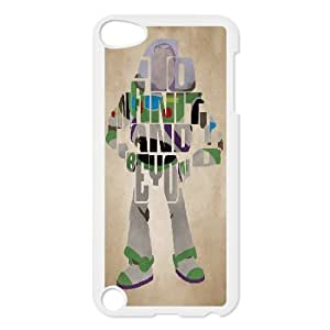 Buzz Lightyear Typography Ipod Touch 5 Cases, Stevebrown5v - White