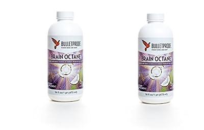 Bulletproof Brain Octane Oil 16 oz by BulletProof
