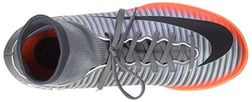 Nike 903598-001 32, Zapatillas de Fútbol Unisex Niños naranja