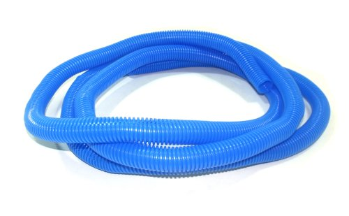 Taylor Cable 38762 Blue Convoluted Tubing by Taylor Cable