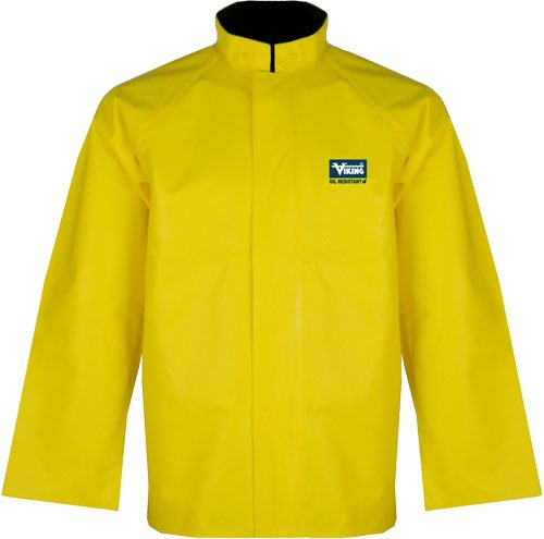 - Journeyman Jacket with Vented Back Color: Yellow, Size: X-Large