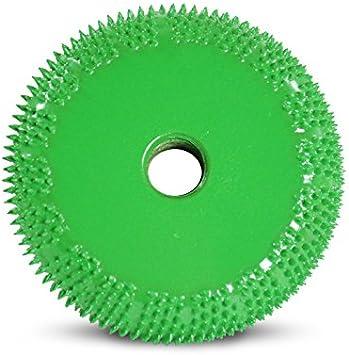 """Saburrtooth BZ21270 Saburr-Tooth BZ21270 2/"""" Buzzout Wheel 1//2/"""" Coarse Grit"""