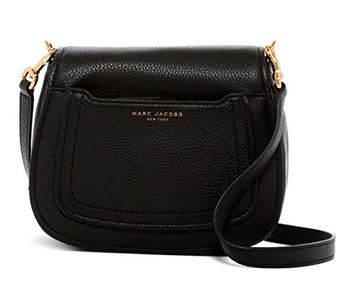 Marc Jacobs Empire City Mini Messenger Leather Crossbody Bag ()