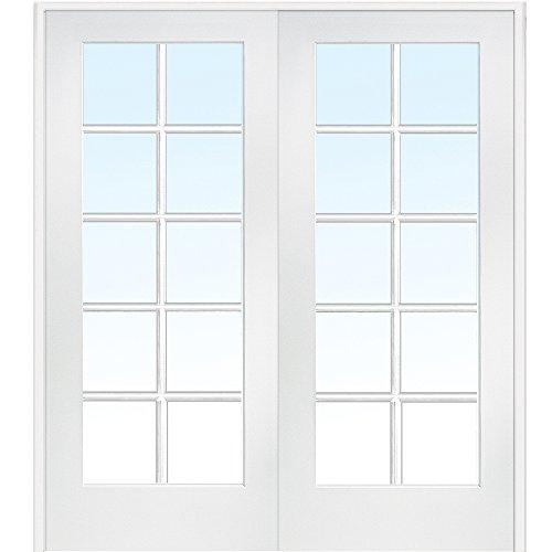 national-door-company-z019952ba-primed-mdf-10-lite-clear-glass-prehung-interior-double-door-48-x-80