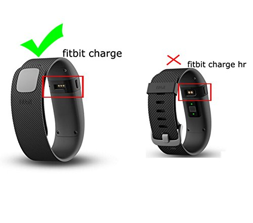 how to tell if fitbit charge hr is fully charged